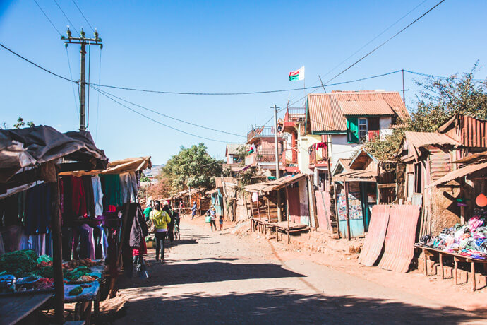 Route: 3 weken rondreizen en backpacken in Madagascar