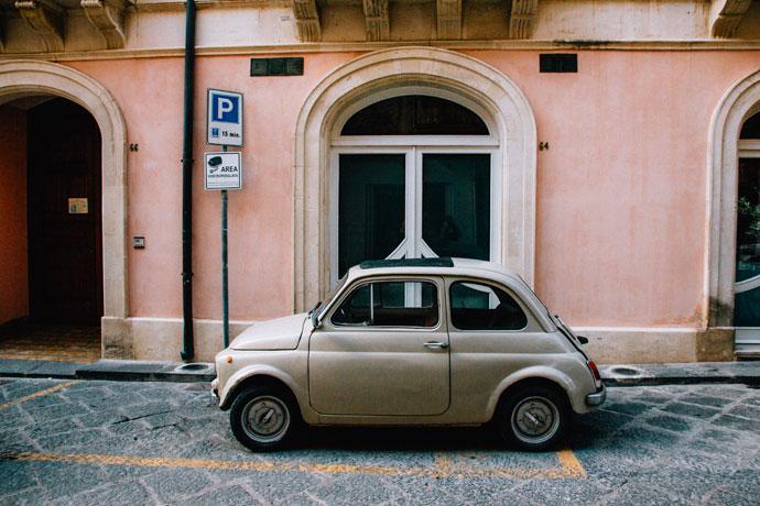 Auto huren op Sicilië