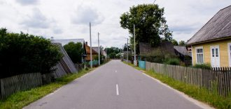 Backpacken in Wit-Rusland
