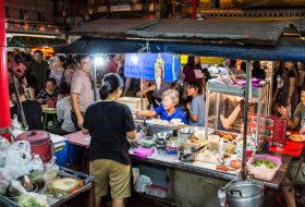 Doen in Bangkok: Een street food tour in Chinatown