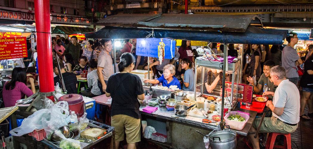 Doen in Bangkok: Een food tour door Chinatown