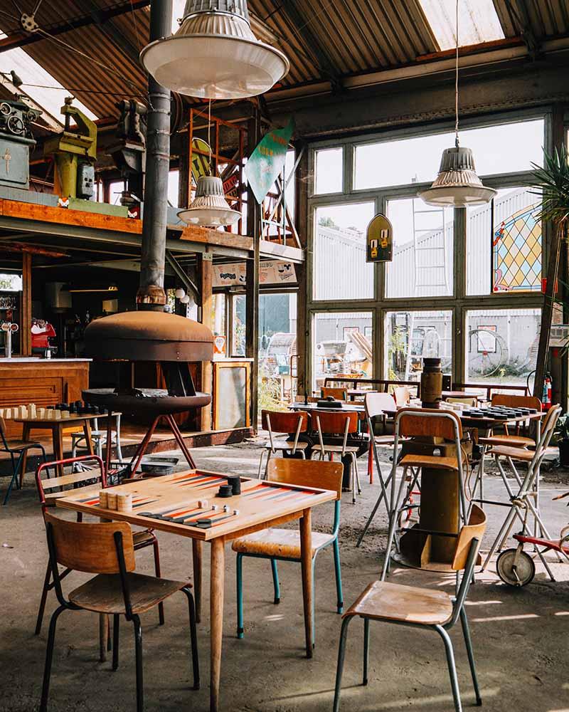 Bar Paniek, Antwerpen