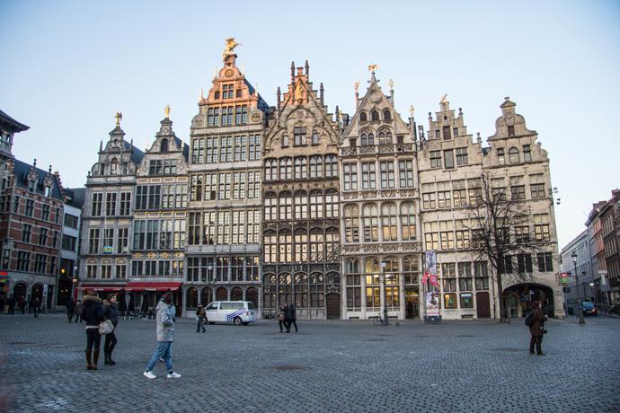 Belgie Antwerpen