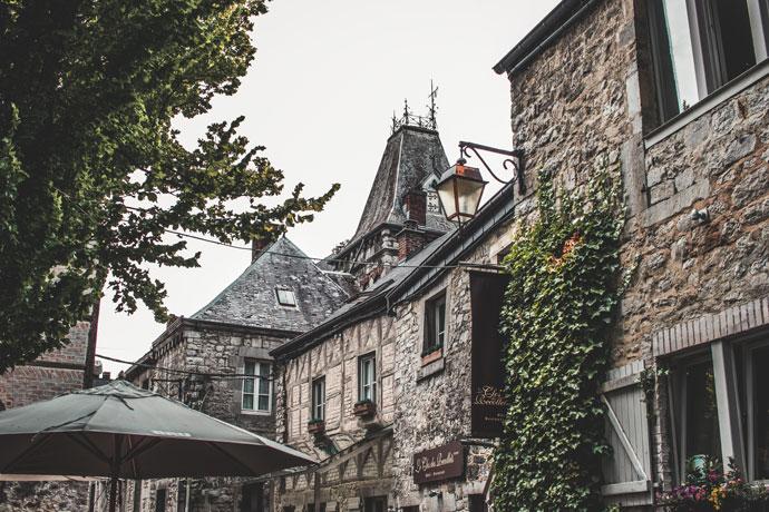 Durbuy, Ardennen, België