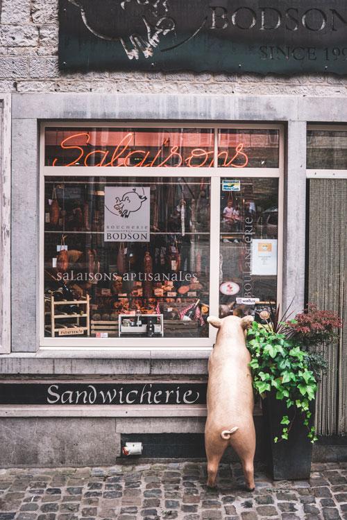 Delicatessen uit de Ardennen