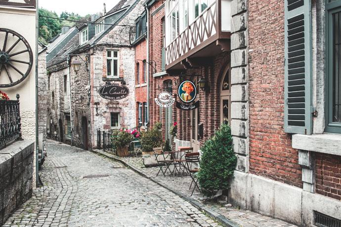 Durbuy, België