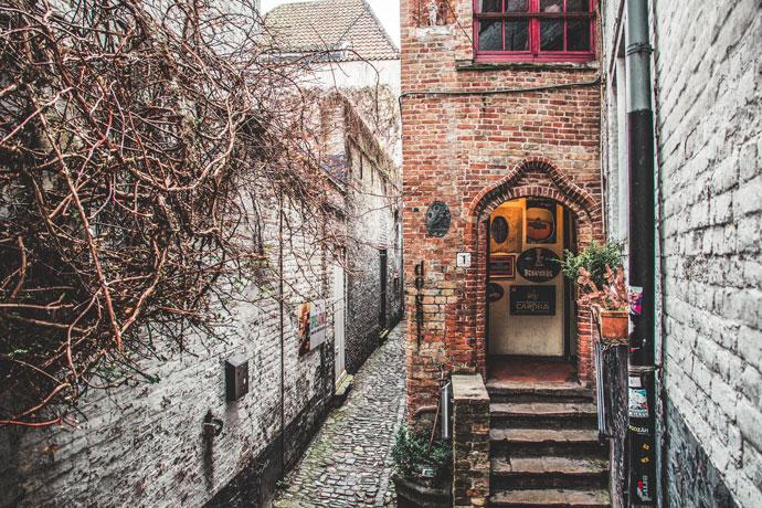 De Garre, Brugge
