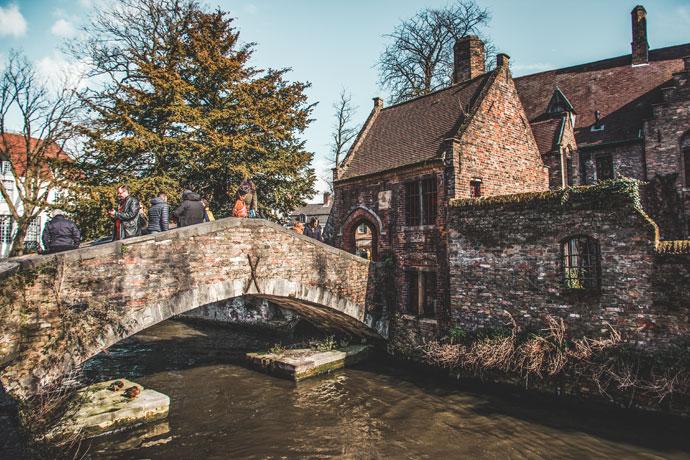 Bonifaciusbruggetje, Brugge