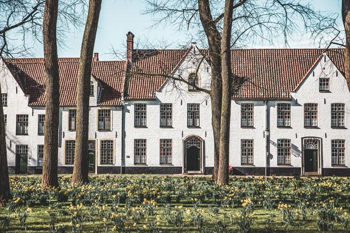 Begijnhof, Brugge