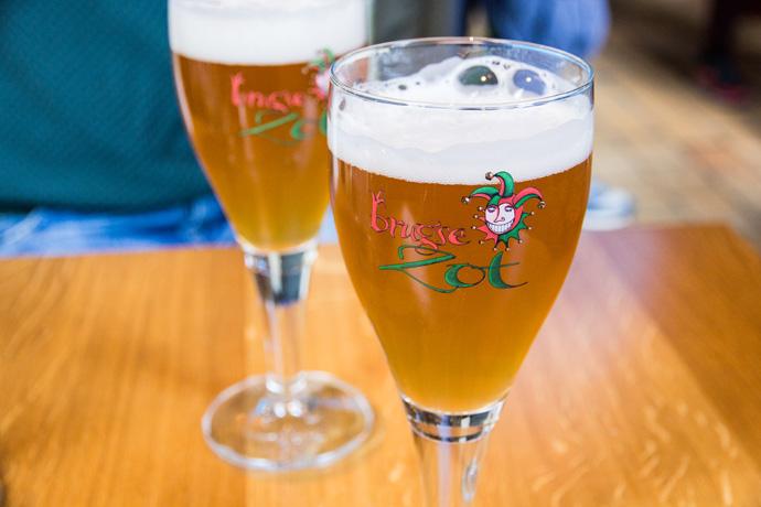 7 x eten en drinken in Brugge
