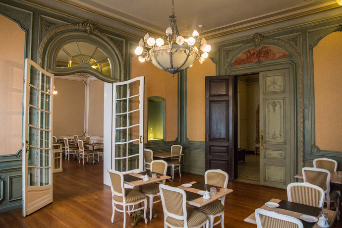 Review: Charme Hotel Hancelot in Gent