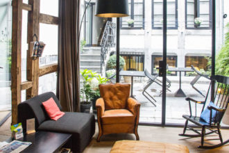 Bijzonder overnachten in een historische drukkerij in Luik