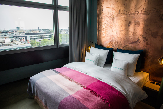 Berlijn: 25hours Hotel Bikini Berlin