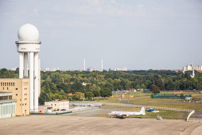Berlijn Flughafen Tempelhof