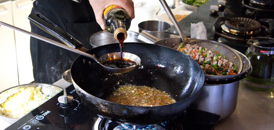 Doen een chinese kookcursus in beijing for Cloud kitchen beijing