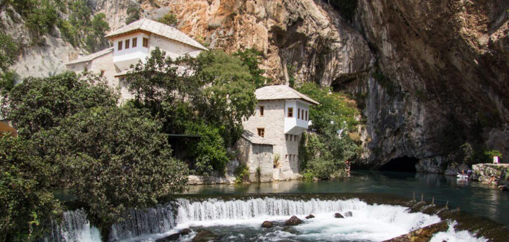 Blagaj en Mostar