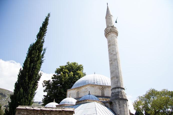 Bezienswaardigheden in Mostar