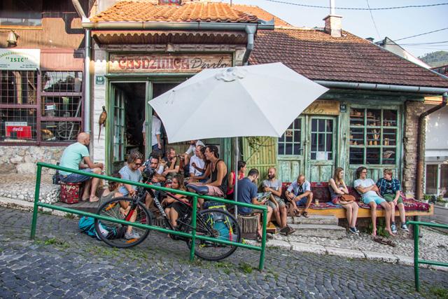 Bosnië: 5 x eten en drinken in Sarajevo