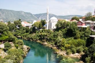 Een niet zo hartelijk welkom in Bosnië