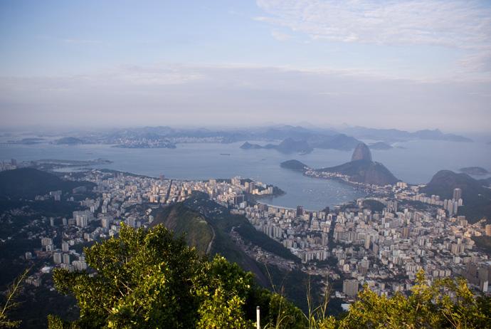 Backpacken Brazilië: route voor 3 weken Brazilië