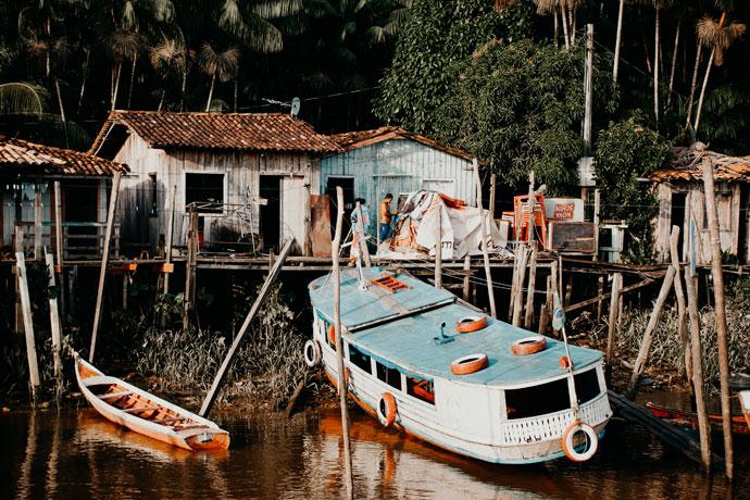 Amazone, Brazilë