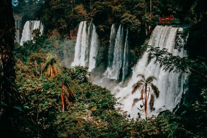 Iguacu, Brazilië