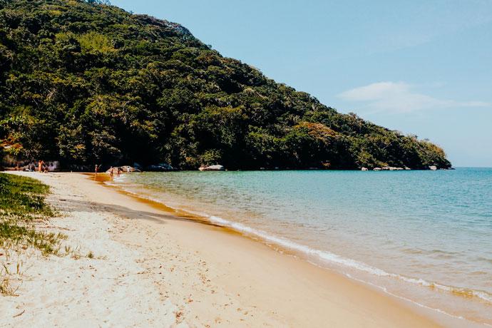 Ilha Grande, Brazilië