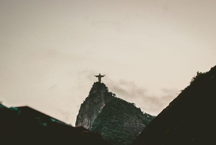 Jezusbeeld Christus de Verlosser, Rio de Janeiro