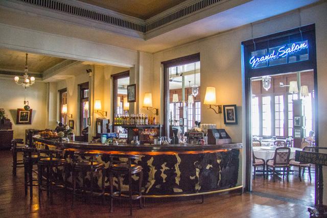 Hotspot: Café Batavia in Jakarta