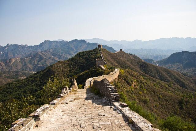 Doen: Hiken op de Chinese Muur van Jinshanling naar Simatai
