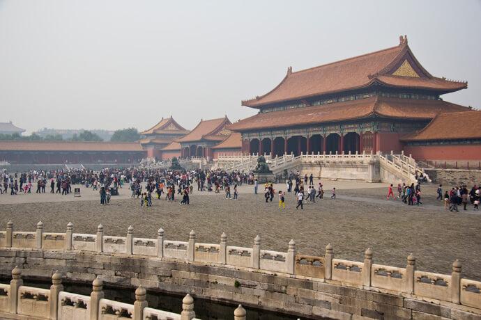 Verboden Stad bezoeken: bezienswaardigheden en tips