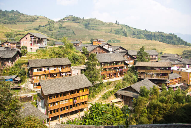 Longsheng: Dragon's Backbone Rice Terraces