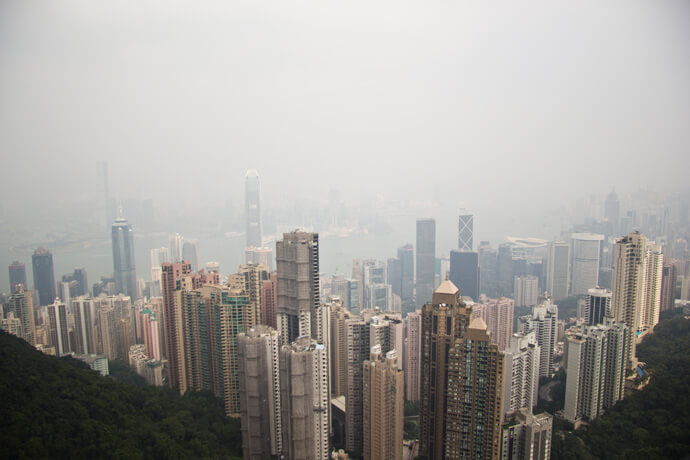 10 x doen in Hong Kong