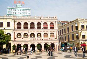 Macau: Gokpaleizen en koloniale kerken in de Sin City van Azië