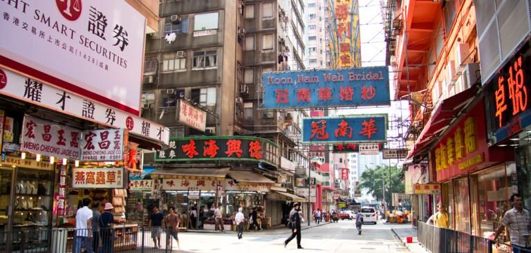 Route en planning: 3 weken China