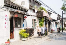 Suzhou: Grachten, koffiebarretjes en Chinese tuinen