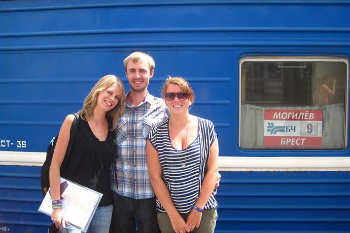 Mijn ervaringen met Couchsurfing in Wit-Rusland en Kopenhagen