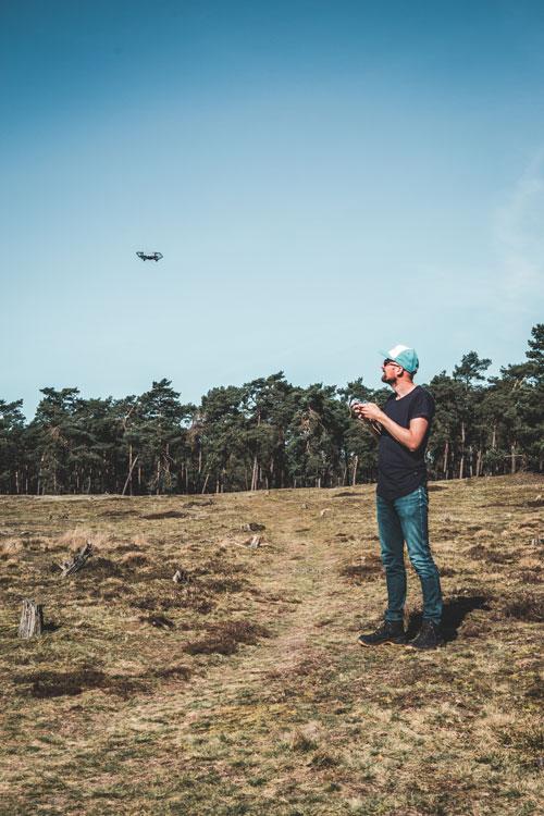 Goedkope drone getest: de DJI Tello Drone