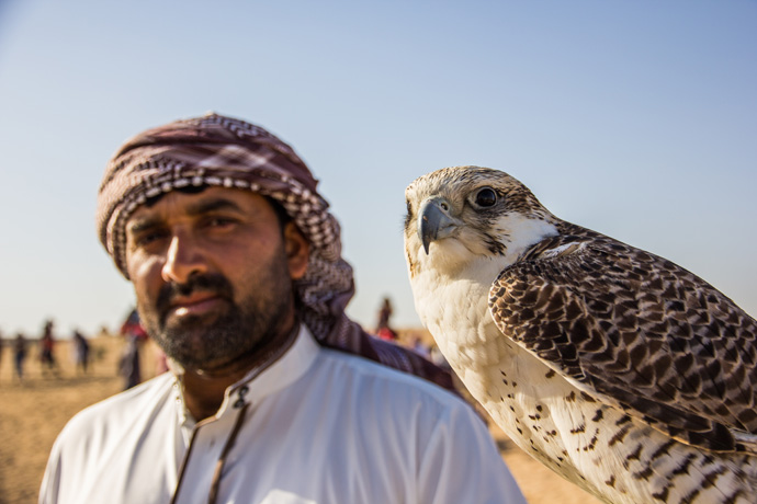 Woestijn in Dubai: een woestijnsafari in Dubai