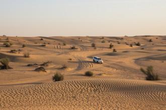 Een stopover in Dubai: wel of geen woestijnsafari