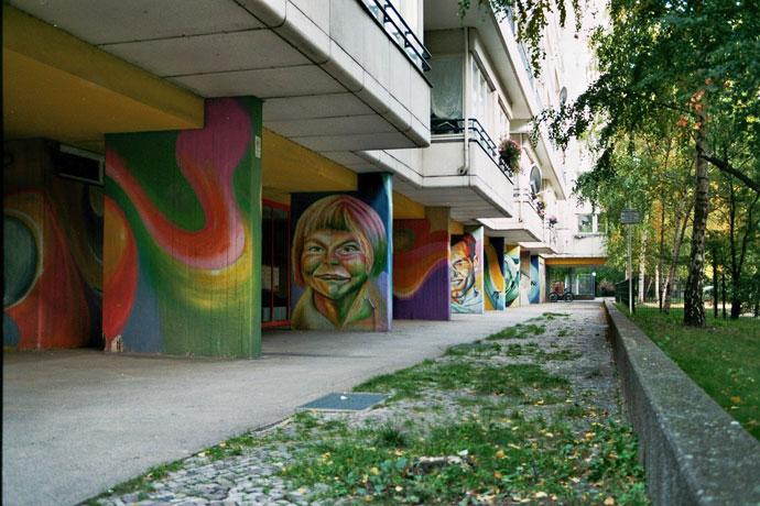 Fietstour door Alternatief Berlijn
