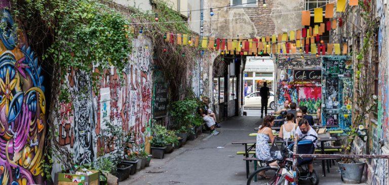 Street Art in Berlijn
