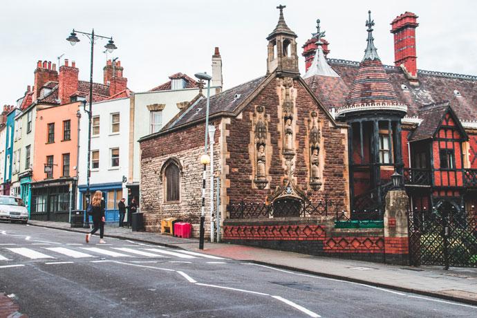Bristol: de leukste activiteiten tijdens een stedentrip