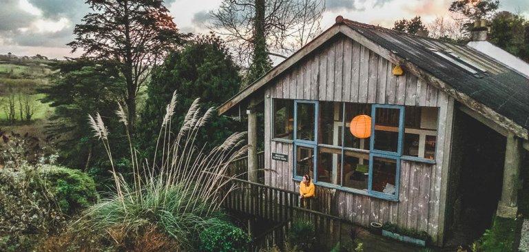The Treehouse in Cornwall: overnachten in de leukste Airbnb in Engeland