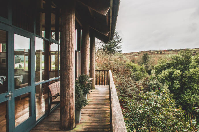 The Treehouse in Cornwall: overnachten in de leukste Airbnb in Engeland