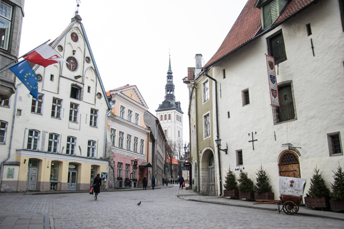 Estland Tallin Citytrip
