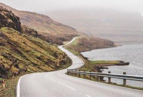 Route en planning voor een roadtrip door de Faeröer Eilanden
