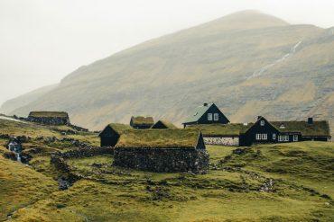 Saksun, Faeröer Eilanden