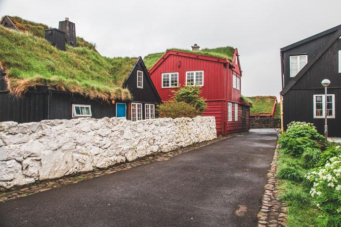 Bezienswaardigheden Tórshavn, Faeröer Eilanden