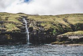 Faeröer Eilanden: een boottocht langs de rotsklippen van de Vestmanna Bird Cliffs